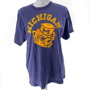 Gap Tailgate Michigan Wolverines Vintage Tee 2XL